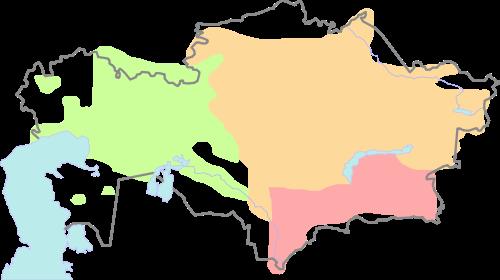 Қазақстанда жаңа әкімшілік-территориялық басқару жүйесінің ендірілуі және  оған  қазақтардың  қарсылығы