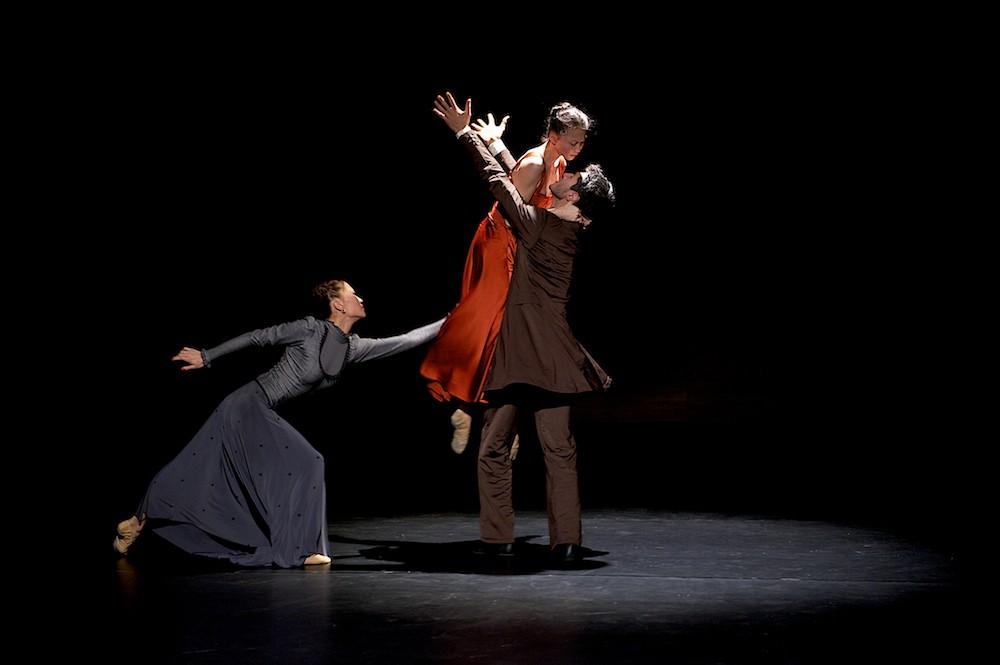 «Роден» балетінің тұсаукесері