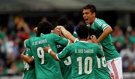 Мексика Әлем чемпионатына барады (видео)