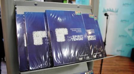 The Spirit of Tengri-дің альбомы жарық көрді
