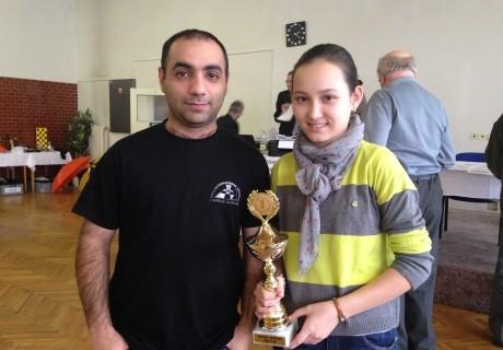 Жансая Әбдімәлік ерлер арасындағы халықаралық турнирде жеңіске жетті