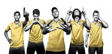 Бразилия құрамасы Әлем чемпионатына жаңа жейдемен қатыспақ