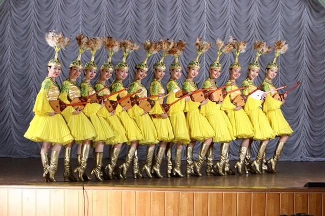 «Гүлдер» ансамблі - қазақ мәдениеті тарихының бір бөлшегі
