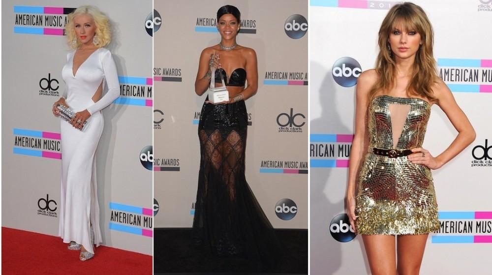 «American Music Awards 2013»: сәнді көйлектер