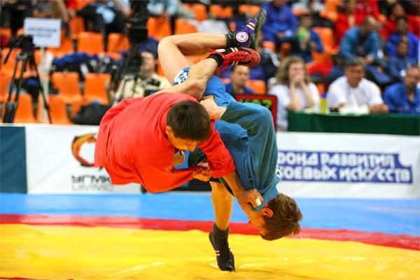 Қазақстан самбодан өткен әлем чемпионатында екі алтын олжалады