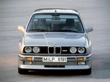 Автокөлік: BMW M3. E30