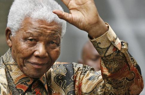 Әлемге ортақ Нельсон Мандела