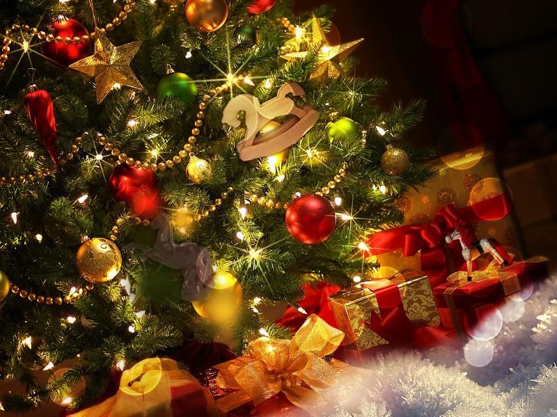 Жаңа жыл кешіне арналған сценарий – 2