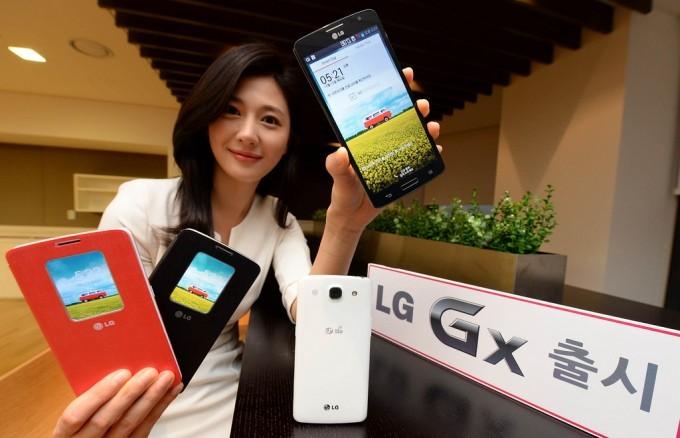 LG Gx смартфонымен таныс болыңыз...
