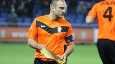 Финонченко - 2013 жылдың үздік футболшысы!