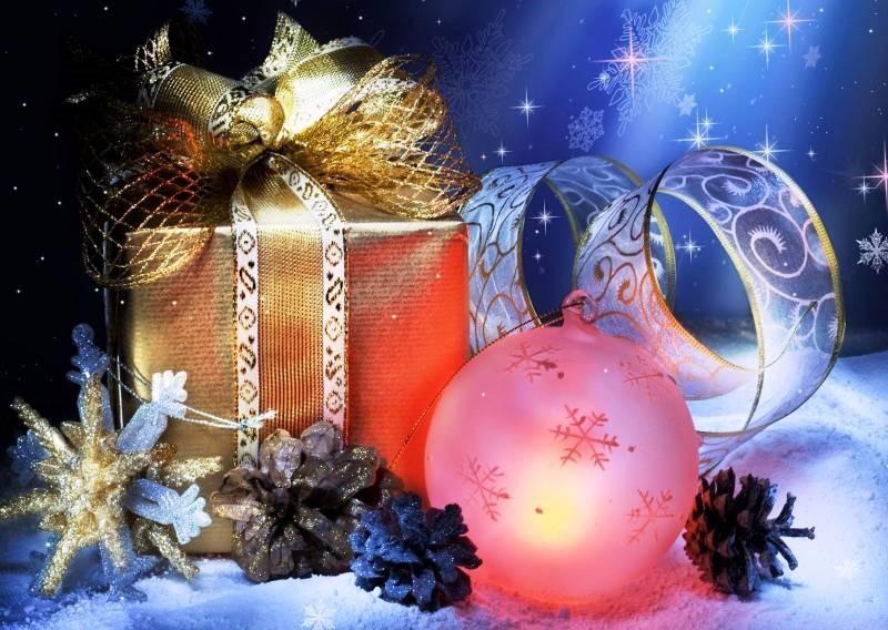 Жаңа жыл есіктен сығалайды...