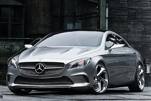 Mercedes CSC - болашақтың темір тұлпары