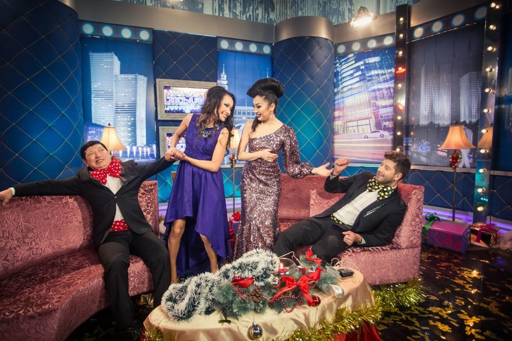 Жаңа жыл кешінде теледидардан не көреміз?