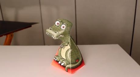Динозавр иллюзиясы