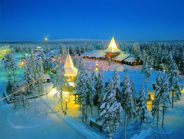 Лапландия ертегісі