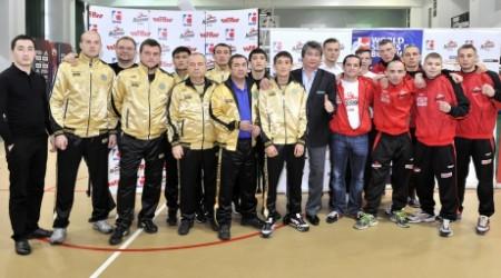 «Astana Arlans» vs «Poland Hussars»