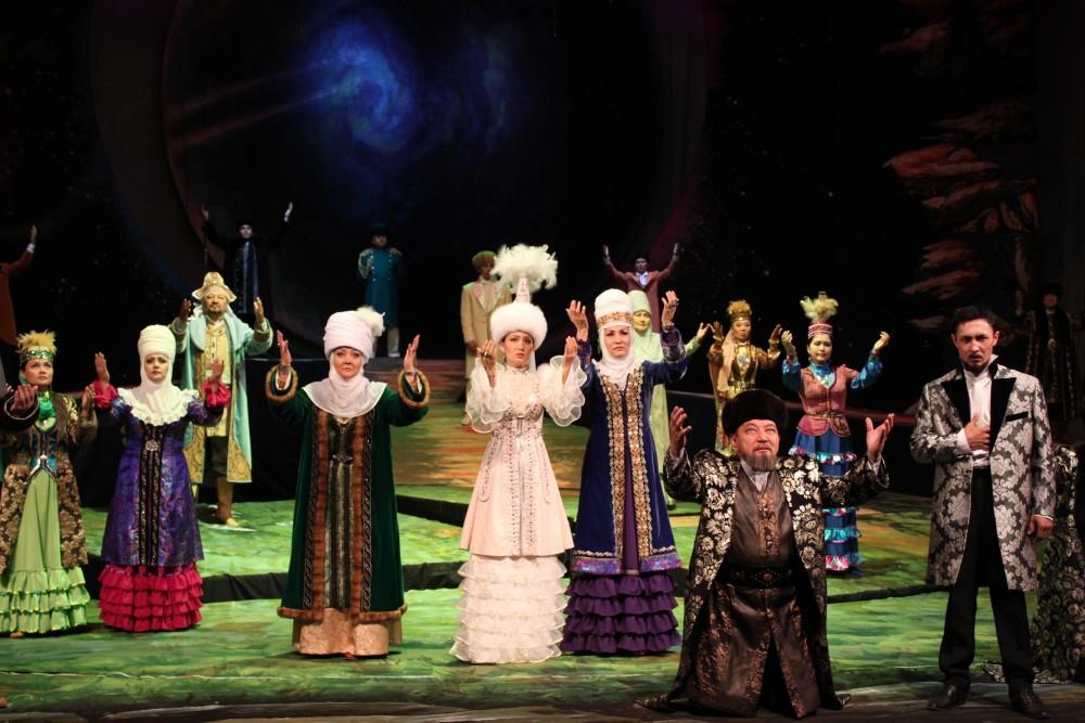 Менің театрым – менің мақтанышым...