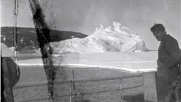 Антарктидадан 100 жыл бұрын түсірілген суреттер табылды