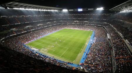 «Реал» стадионына атау іздеуде...