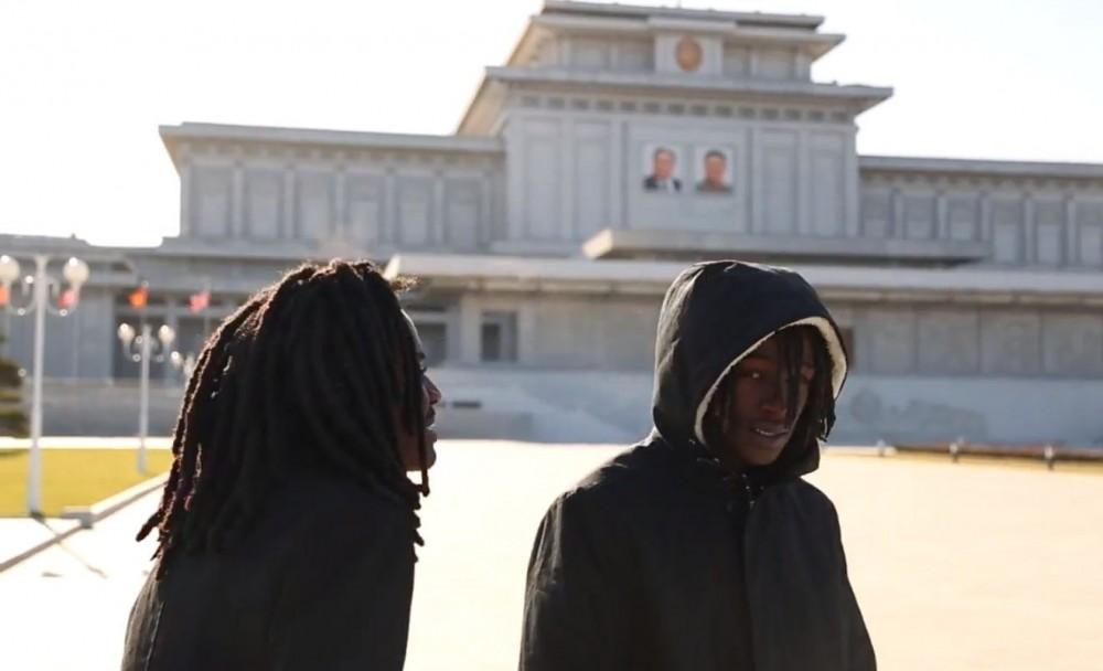 Солтүстік Кореяда тұңғыш рет хип-хоп-клип түсірілді
