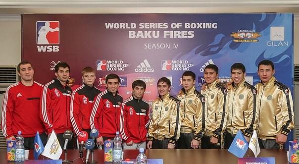 «Baku Fires» vs «Astana Arlans»