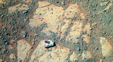 Ғалымдарды мазалаған Марстағы жұмбақ тас