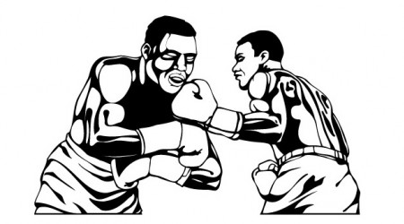 Ғасырдың таңдаулы әңгімелері: Чемпион да қаралық істейді #3