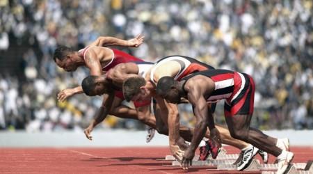 Жеңіл атлетика «жүйріктері»