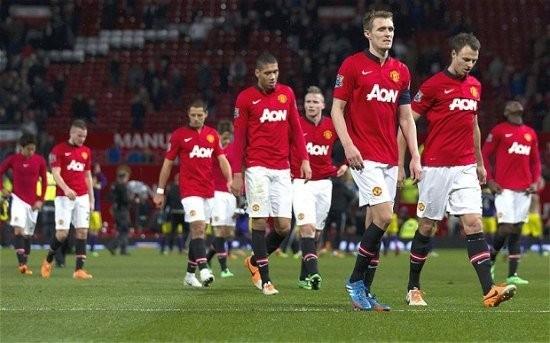 «Манчестер Юнайтедтің» табысы құлдырады