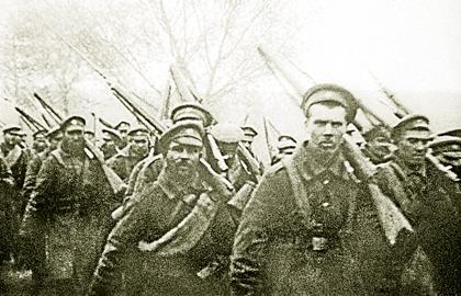 Қазақтардың 1916 жылғы ұлт-азаттық көтерілісі