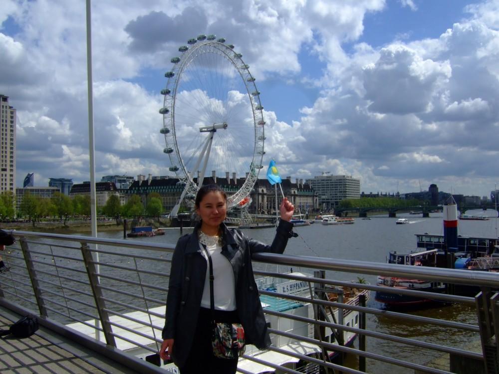 Менің Лондондағы күндерім
