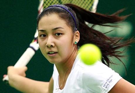 Зарина WTA рейтингінде 40 саты жоғарылады