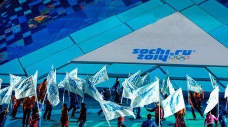 Қазақстан атынан Сочи Олимпиадасына 50 спортшы жолдама алды