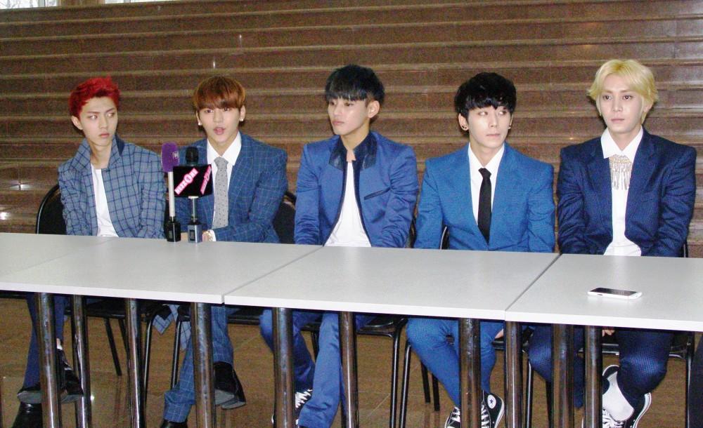K-pop жанкүйерлері шаттанған күн