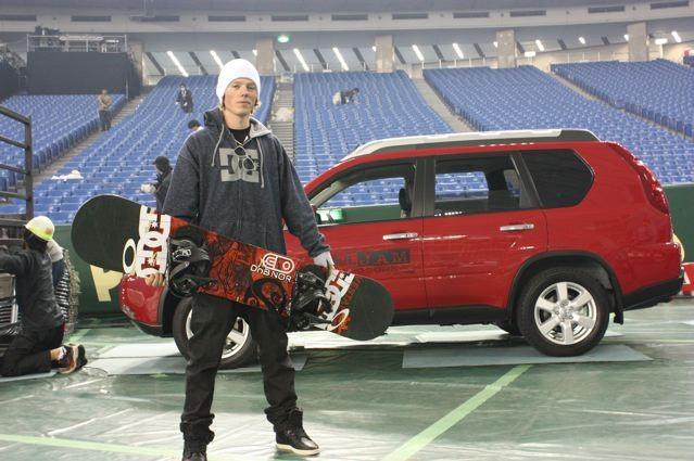 Норвегиялық сноубордшы Олимпиада алдында жарақат алды