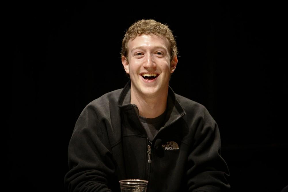 Марк Цукербергтің өмір жолы