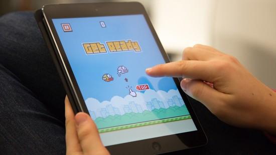 Flappy Bird: жұрт қызыққан жаңа ойын