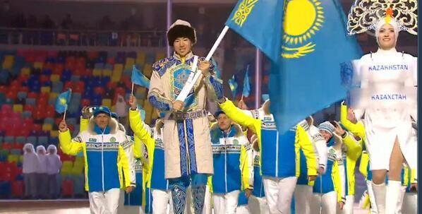 Спортшыларымыз киген костюмдер ақ Олимпиаданың үздік формалары қатарында