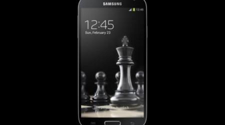 Samsung GALAXY Black Edition смартфонымен таныс болыңыз