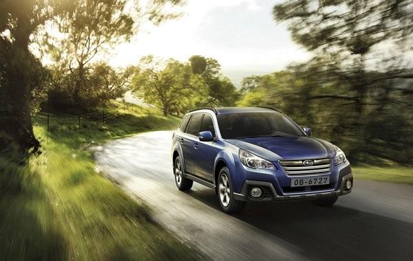 Subaru Legacy автокөлігінің жаңа буыны