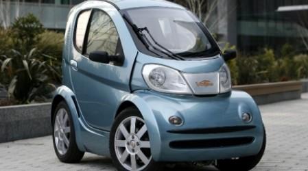 Әлемдегі ең кішкентай электромобиль - Zagato Volpe