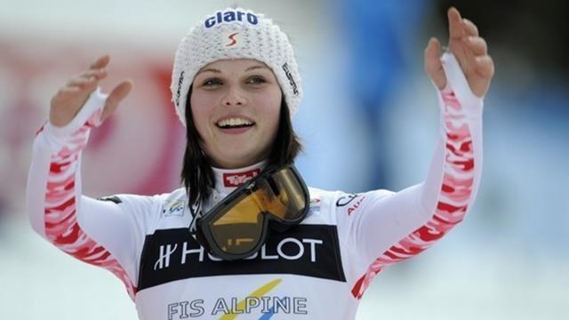 Сочи-2014: Аустриялық қыз алтын алды