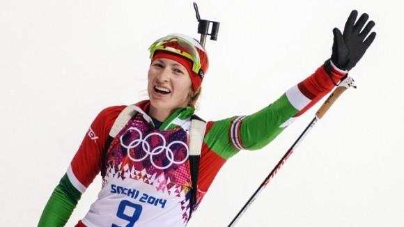 Сочи-2014. Белоруссиялық спортшылар 800 мың доллар сыйақы тапты