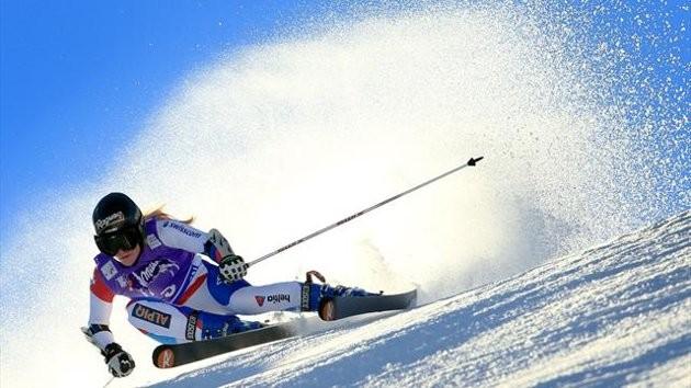 Сочи-2014: Тина Мазе екінші алтынын иемденді