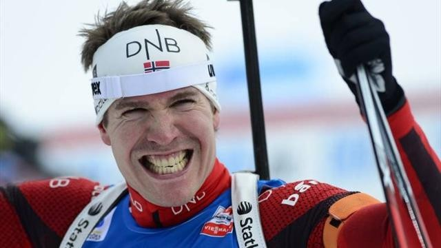 Сочи-2014: Свендсен - Олимпиада ойындарының үш дүркін чемпионы