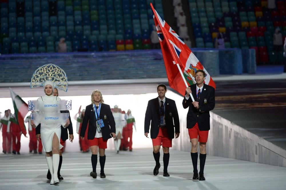Сочи-2014: жылы жақтан келген спортшылар
