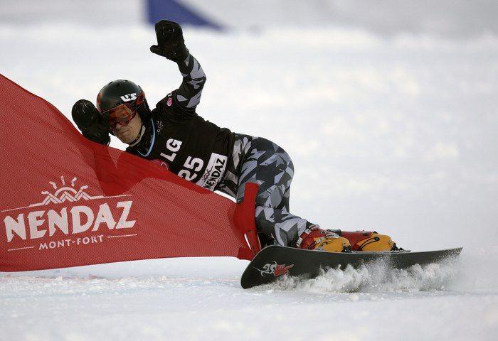 Сочи-2014: сноубордтан жеңімпаздар анықталды