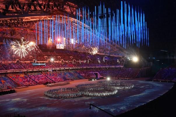 Ресей ақ Олимпиаданы шығарып салды