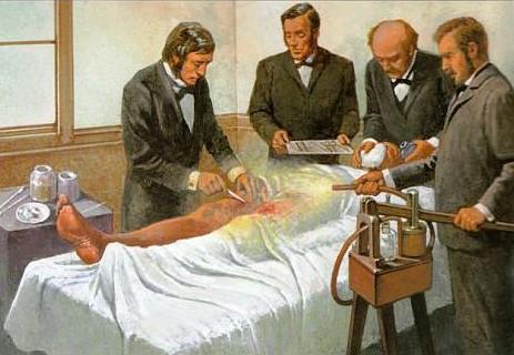 Тарихқа ықпал еткен өнертабыстар: Залалсыздандыру (дизенфекция)