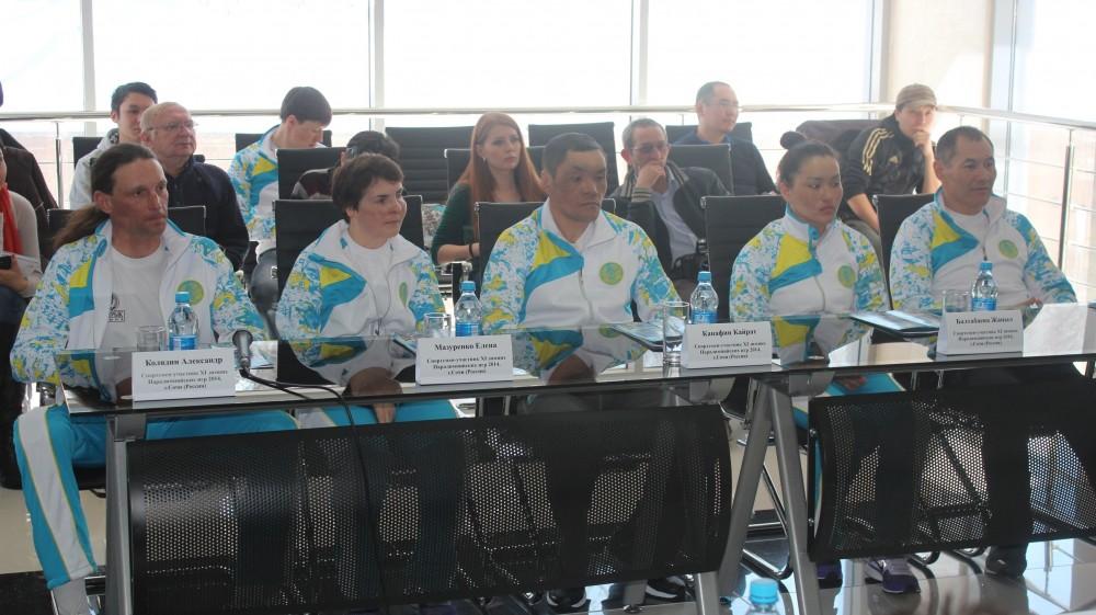 Паралимпиадаға Қазақстаннан 5 спортшы қатысады